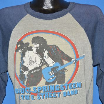 80s Bruce Springsteen & The E Street Band Tour t-shirt Large