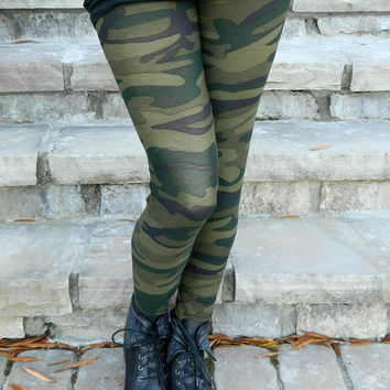 Can You See Me Leggings - One