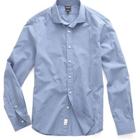 Poplin Shirt in Blue