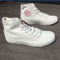 levis High-top white shoes sports shoes H-A-GHSY-1