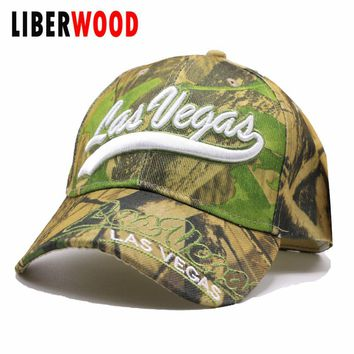 Trendy Winter Jacket Jungle Hunting Caps Las Vegas TEXAS Camo Baseball Cap for Men USA flag eagle Camouflage snapback cap hats for hunter and fishman AT_92_12