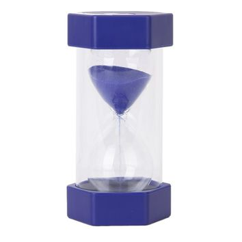 Security Fashion Blue Minutes Sand Timer Hourglass
