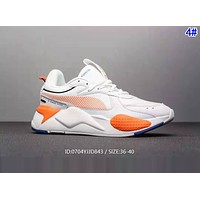 PUMA RS-X RSX Tracks Popular Women Men Casual Sport Running Shoes Sneakers 4#