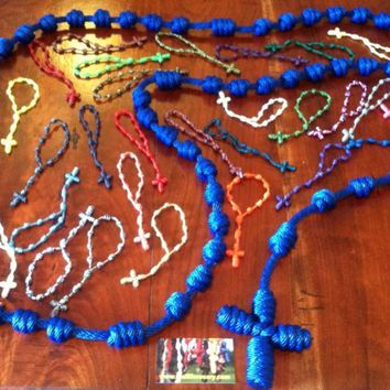 Giant Wall Rosary