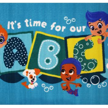 Bubble Guppies My ABCs