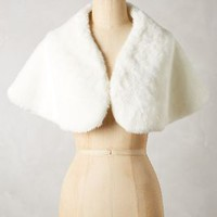 Rue Faux-Fur Stole by Anthropologie