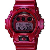 G-Shock Red Digital Watch - Red