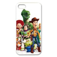 Toy Story - Alicefancy Protective Plastic Case For Iphone 5 5s New005