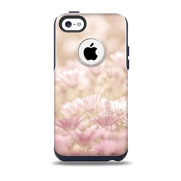 The Distant Pink Flowerland Skin for the iPhone 5c OtterBox Commuter Case