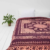 Kami Comfort Quilt in Purple - Urban Outfitters