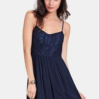 International Affair Lace Dress