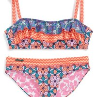 Maaji 'Marvelous Marvel' Two-Piece Swimsuit (Big Girls)