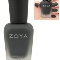 Zoya Matte Nail Polish Velvet Limit Edition (Dovima - ZP499)