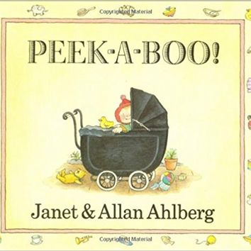 Peek-a-Boo Board book – September 1, 1997