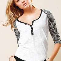 Burnout Baseball Tee - Victoria's Secret
