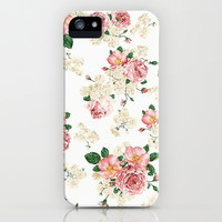 Floral iPhone & iPod Case by STATE OF GRACCE