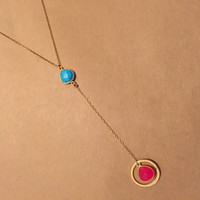 Be Present Necklace-14K Gold Filled