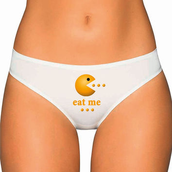 Geek Underwear Panties Thongs Undies Lingerie