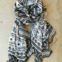 Native Rivers Scarf