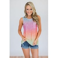 *Pre-Order* Over The Rainbow Tank Top