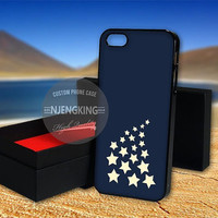 Milky way illustration case for  LG Nexus/HTC One/Samsung Galaxy S3,S4,S5/Note 2,3/iPod 4th 5th/iPhone 5,5s,5c,4,4s,6,6+[ NJ9 ]