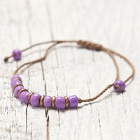 Me To We Purple Bangili Bracelet - Womens Jewelry - Purple - One
