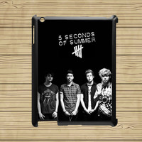 ipad mini 2 case,mini 2 case,ipad air case,ipad air cover,ipad 2 case,ipad 3 case,ipad 4 case,ipad mini case--5 Seconds of Summer,in plastic
