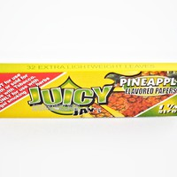 Juicy Jay's - Pineapple Flavored Papers 1 1/4 Size
