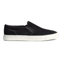H&M - Suede Sneakers