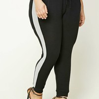 Plus Size Brushed Sweatpants
