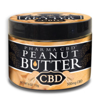 Hemp CBD Peanut Butter