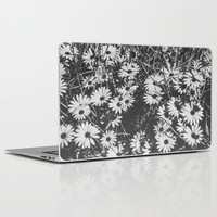 """Every Night  - Laptop Skins for MacBook Air/ Pro/ Retina 11"""" 13"""" 15"""" 17"""" and PC Laptops 13"""" 15"""" 17""""  -  Floral Design - Laptop Accessorys"""