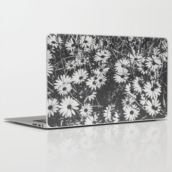 "Every Night  - Laptop Skins for MacBook Air/ Pro/ Retina 11"" 13"" 15"" 17"" and PC Laptops 13"" 15"" 17""  -  Floral Design - Laptop Accessorys"