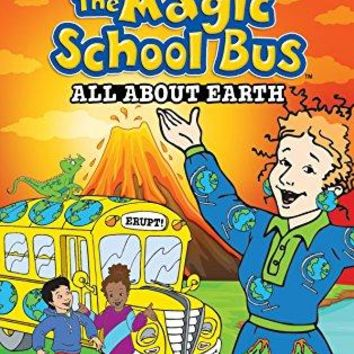 Animated & Scholastic Video Collection - The Magic School Bus: All About Earth