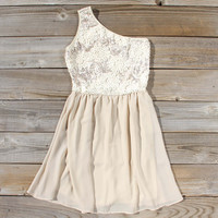 Sparkling Woodlands Dress
