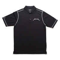 Glitch Logo Polo - Metallica