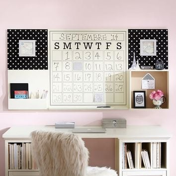 2X4 Black Dottie Style Tile 2.0 Frameless Set