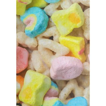 Lucky Charms Yoga Mat