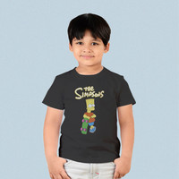 Kids T-shirt - The Simpsons Bart Simpsons