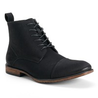 Mens' Lace-Up Boots