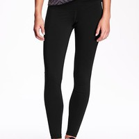 Old Navy Womens Go Dry Compression Leggings