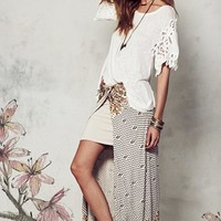 Free People Tee & Skirt | Nordstrom