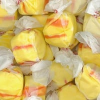 Banana Salt Water Taffy 1/2 lb