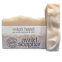A Wild Soap Bar Witch Hazel Natural Soap
