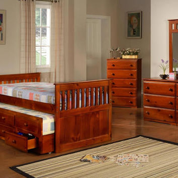 park city twin combo bed