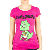 Girls 'Omnivore' Graphic Tee