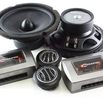 "CZ Series 6.5"" 2 Way - Crescendo Audio Factory Direct Online Store"