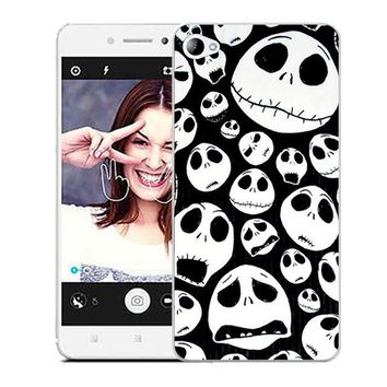 QMSWEI TPU Clear Phone case For Lenovo S60 S90 A2010 a1000 a5000 a7000 k5note k4note Soft Skull Mask Face Cover  shipping