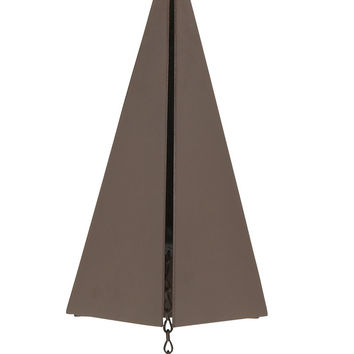 Uniquely Styled Metal Wind Chime