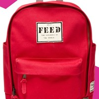 FEED Canvas Backpack